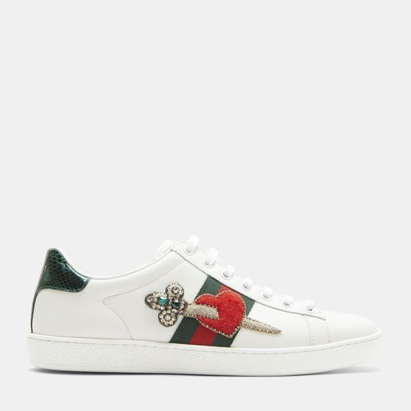 Gucci Shoes | Ace Sneakers Size 37
